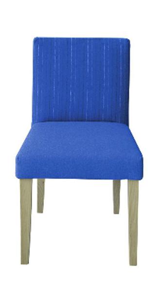 Chaises Bleues