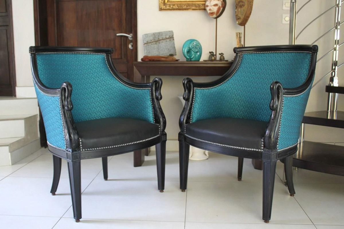 Rénovation de sièges