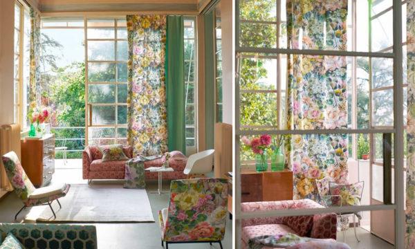 Quels rideaux choisir avec une décoration végétale ?