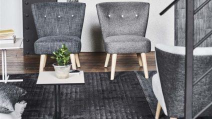 la couleur grise dans votre décoration - Atelier Séverine 974